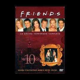 Friends Temporada 10 (18 Cap) DVD