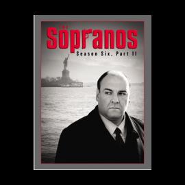 Los Soprano Temporada 6 (Episodios finales) DVD