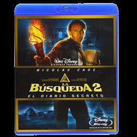 La Busqueda 2 BluRay (SP)