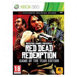 Red Dead Redemption GOTY Xbox360 (SP)