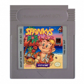 Spanky's Quest GB