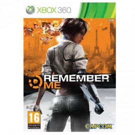 Remember Me Xbox360 (SP)