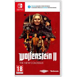 Wolfenstein 2 The New Colossus Switch (SP)