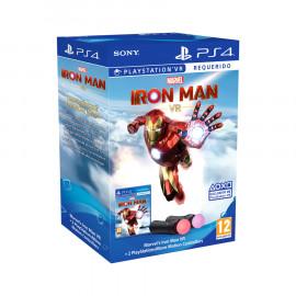 Marvel's Iron Man + 2 Mandos Move VR PS4 (SP)