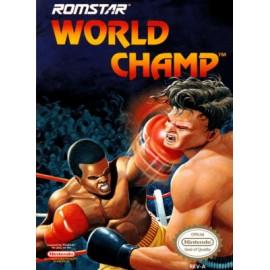 World Champ NES A