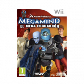 Megamind el Mega Escuadrón Wii (SP)