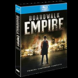 Boardwalk Empire Temporada 1 Ed Limitada BluRay (SP)