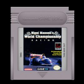 Nigel Mansell's Worls Championship Racing GB