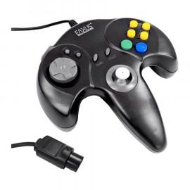 Mando Nintendo 64 Negro Eaxus