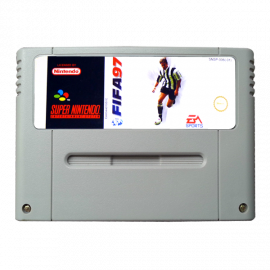 FIFA 97 SNES