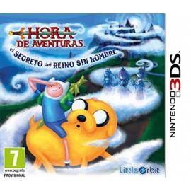 Hora de Aventuras el Secreto del Reino sin Nombre 3DS (SP)