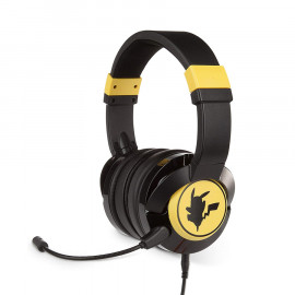 Headset con cable Power A Pikachu Silhouette PS4/Xbox One/PC/Switch