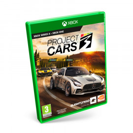 Project Cars 3 Xbox One (SP)