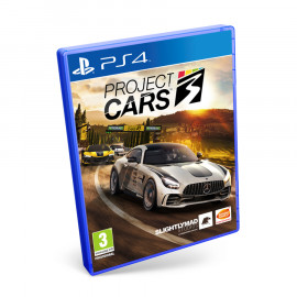Project Cars 3 PS4 (SP)