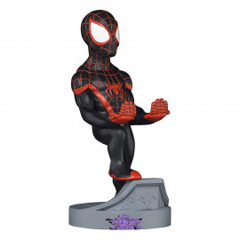 Cable Guy Soporte Mando / Movil Spiderman Miles Morales