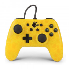 Mando con Cable Power A Pikachu Switch
