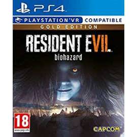 Residen Evil 7 Gold Edition PS4 (SP)
