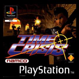 Time Crisis PSX (SP)