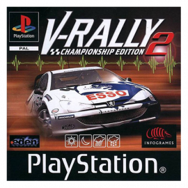 V-Rally Championship edition 2 PSX (SP)