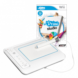 Udraw Game Tablet + Udraw Studio Wii (SP)