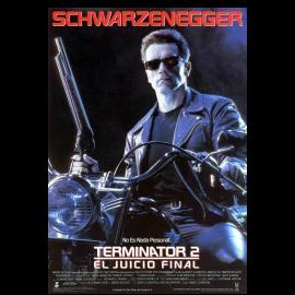 Terminator 2 El Juicio Final BluRay (SP)