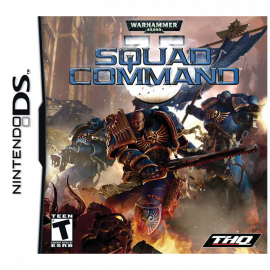Warhammer 40.000 Squad Command DS (SP)