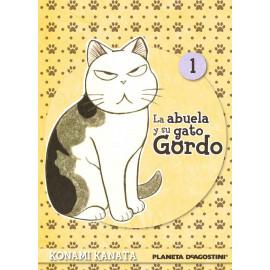 Manga La Abuela y su Gato Gordo Planeta 01