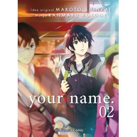 Manga Your Name Planeta 02