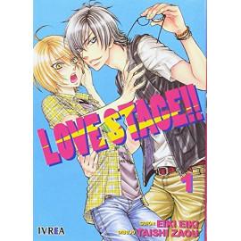 Manga Love Stage Ivrea 01