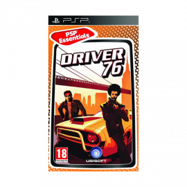 Driver 76 Essentials PSP (SP)