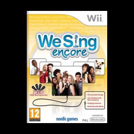 We Sing Encore Wii (SP)