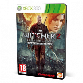 The Witcher 2 Assassins of Kings Enhanced Edition Xbox360 (SP)