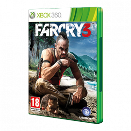 Far Cry 3 (Lost Expeditions Edition) XBox360 (SP)