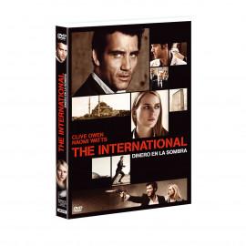 The International Dinero en la Sombra DVD