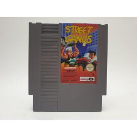 Street Gangs NES