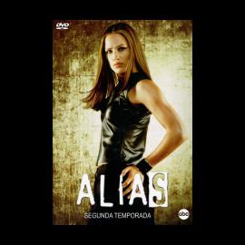 Alias Temporada 2 (22 Cap) DVD
