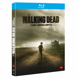 The Walking Dead Temporada 2 (13 Cap) BluRay (SP)