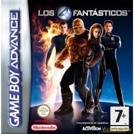 Los 4 Fantasticos GBA A