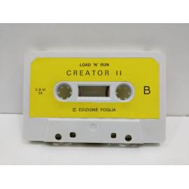 Creator II Ed. Foglia Commodore 64