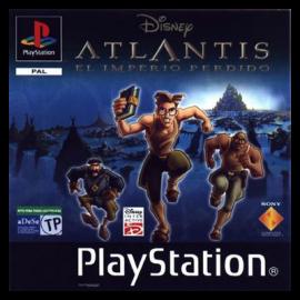 Atlantis el Imperio Perdido PSX (SP)