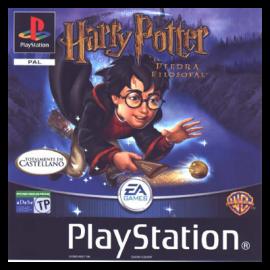 Harry Potter y la Piedra Filosofal PSX (SP)