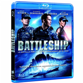 Battleship BluRay (SP)