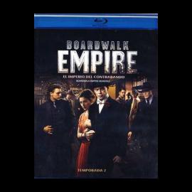 Boardwalk Empire Temporada 2 (12 Cap) BluRay (SP)