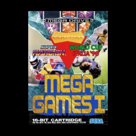 Mega Games 1 Super Hang On / Colums / Wolrd Cup Italia 90 Mega Drive A