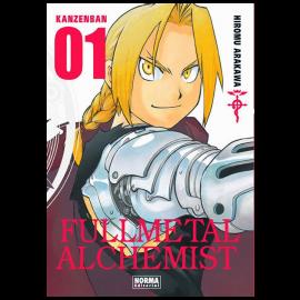 Manga Full Metal Alchemist Kanzenban Norma 01