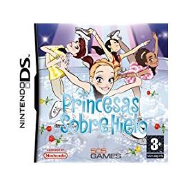 Princesas Sobre Hielo DS (SP)