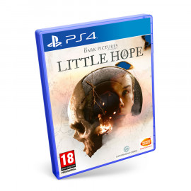 The Dark Pictures Anthology: Little Hope PS4 (SP)