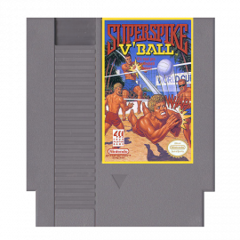 Super Spike V'Ball NES