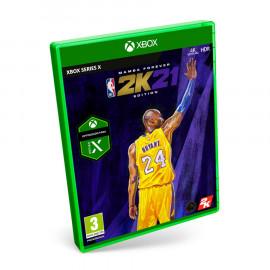 NBA 2K21 Edicion Mamba Forever Xbox X (SP)