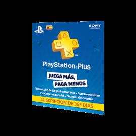 (V) Tarjeta Prepago PSN Plus 365 dias